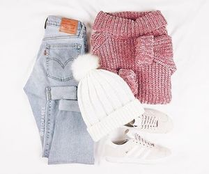 outfit and sweaters image