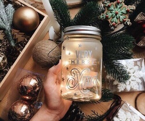 accessoires, christmas, and candle image