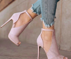 fashion, highheels, and look image