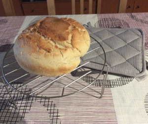 bake, bread, and cake image