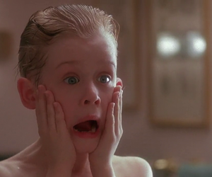 home alone, boy, and kevin image
