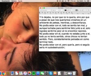 sadlove, amor, and poesía. image
