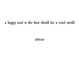 quotes, soul, and atticus image