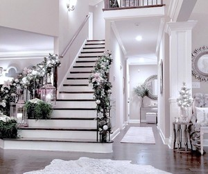 room, white, and room deco image