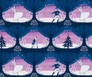 background, nutcracker, and pattern image