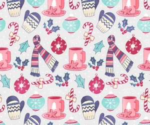 background, pattern, and scarf image