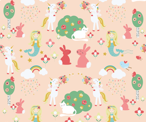 animal, background, and bunnies image