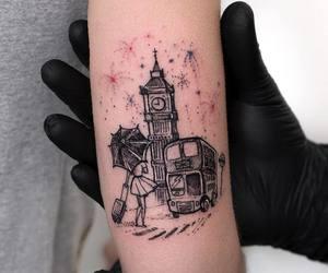 body art, ink, and tattooart image