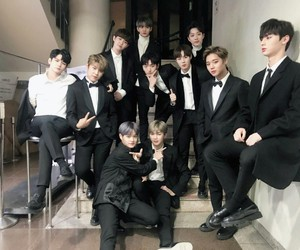 cute and wanna one image