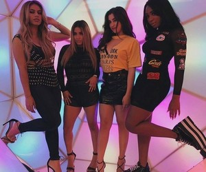 pretyy and fifth harmony image