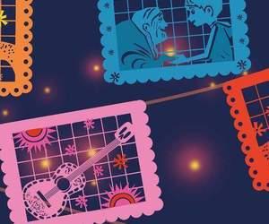coco and disney-pixar image