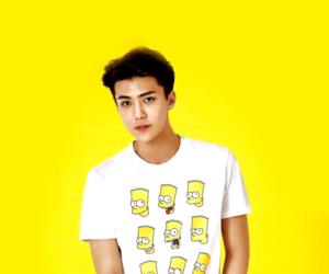 sehun, exo, and wallpaper image