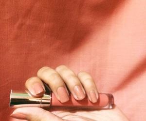 hijab, nail, and nail polish image