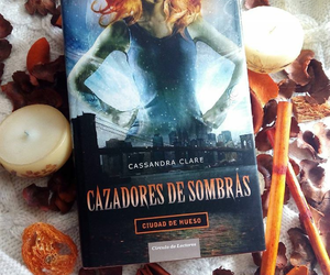 books, city of bone, and ciudad de hueso image