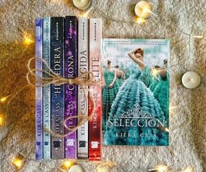 book, libro, and kiera cass image