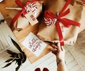 christmas, holidays, and red image
