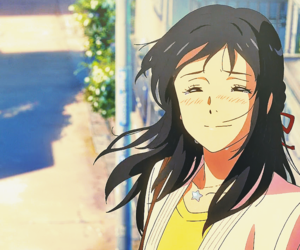 your name, anime, and movie image