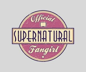 supernatural, wallpaper, and fangirl image