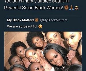 LeBron James and black queens image