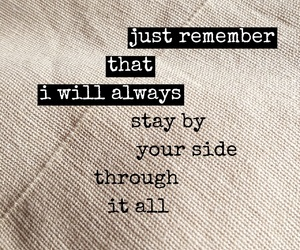 forever, I Love You, and quote image