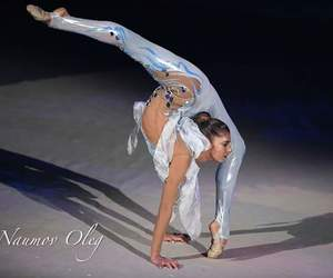 dance, gala, and rhytmic gymnastic image