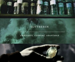 locket, potions, and spells image