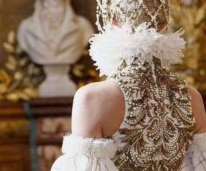Alexander McQueen, art, and fashion image