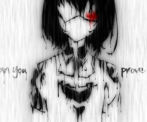 horror, misaki, and another image