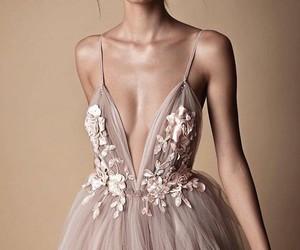 dress, fashion, and girl image