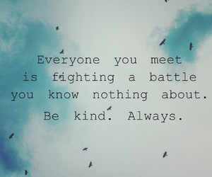 quotes and kindess image