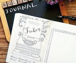 journals and mood tracker image