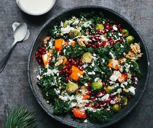 fitness, food, and greens image