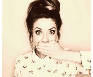 zoella and ️youtubers image