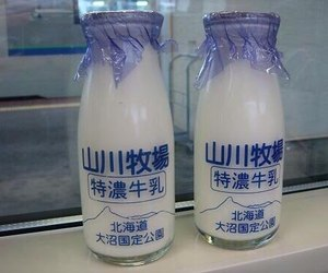 japan and japanese milk image