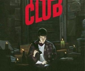 fight club, edward norton, and movie image