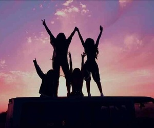 little mix, friends, and friendship image