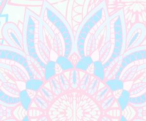 background and mandala image