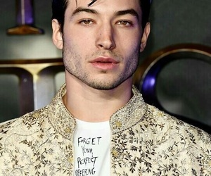ezra miller, actor, and the perks of being a wallflower image