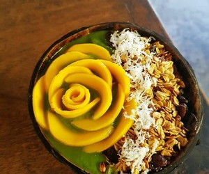 beautiful, diet, and flower image
