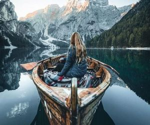 nature, travel, and mountains image