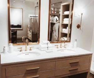 bathroom, luxury, and wish list image