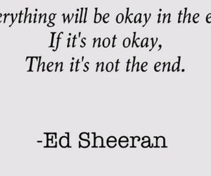 quotes, end, and ed image