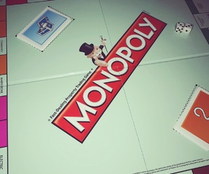 board game, monopoly, and rosy image