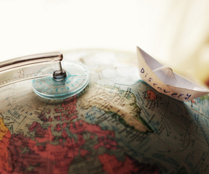 world, discovery, and travel image
