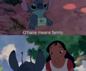 family, movie, and lilo image