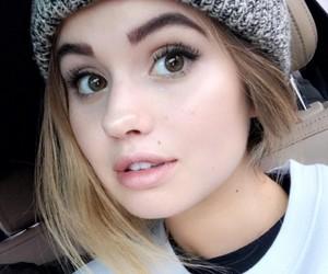 actress, beautiful, and disney image