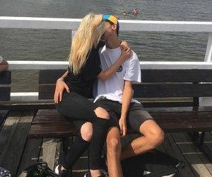 couple, feelings, and I Love You image
