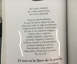 agua, amor, and tu image