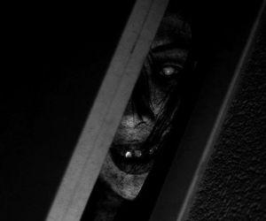 scary, creepy, and horror image