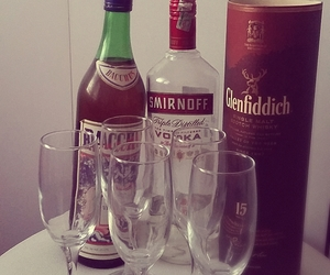 bacchus, smirnoff, and glenfiddich image